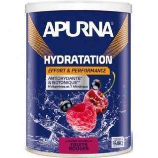 Bevanda energetica Apurna Fruits rouges - 500g