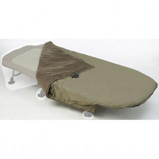 Sacco a pelo Trakker Big Snooze + Bed Cover