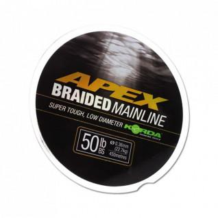 Lines Korda Braided Apex intrecciato Mainline korda 450 m (22,7kg)