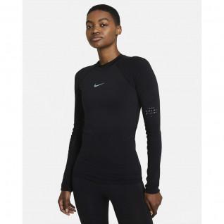 Maglietta Nike Run Division da donna