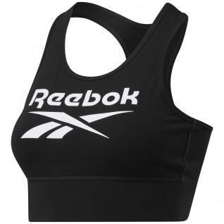 Reggiseno Reebok Identity Sport Sport Donna