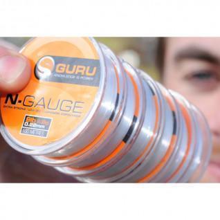 Linea di nylon per calze Guru N-Gauge (0,15mm - 100m)