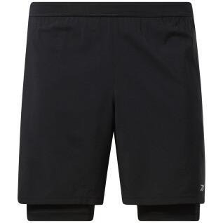 Pantaloncini da corsa Reebok 2 en 2