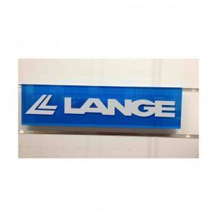 Blocco Lange per una parete a doghe