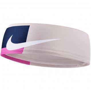 Nike stampato fury 2.0 fascia per capelli