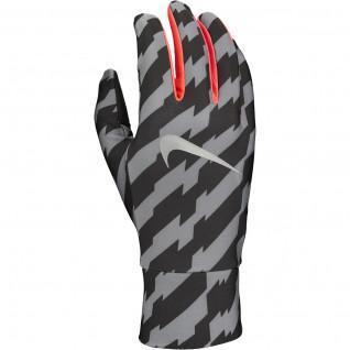 Guanti da corsa leggeri e tecnici stampati da Nike
