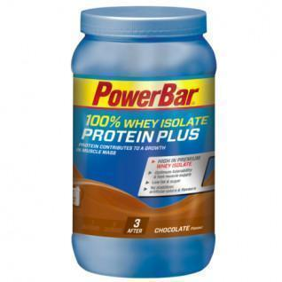 Polvere PowerBar ProteinPlus 100 % Whey Isolate - Chocolate Deluxe (570gr)